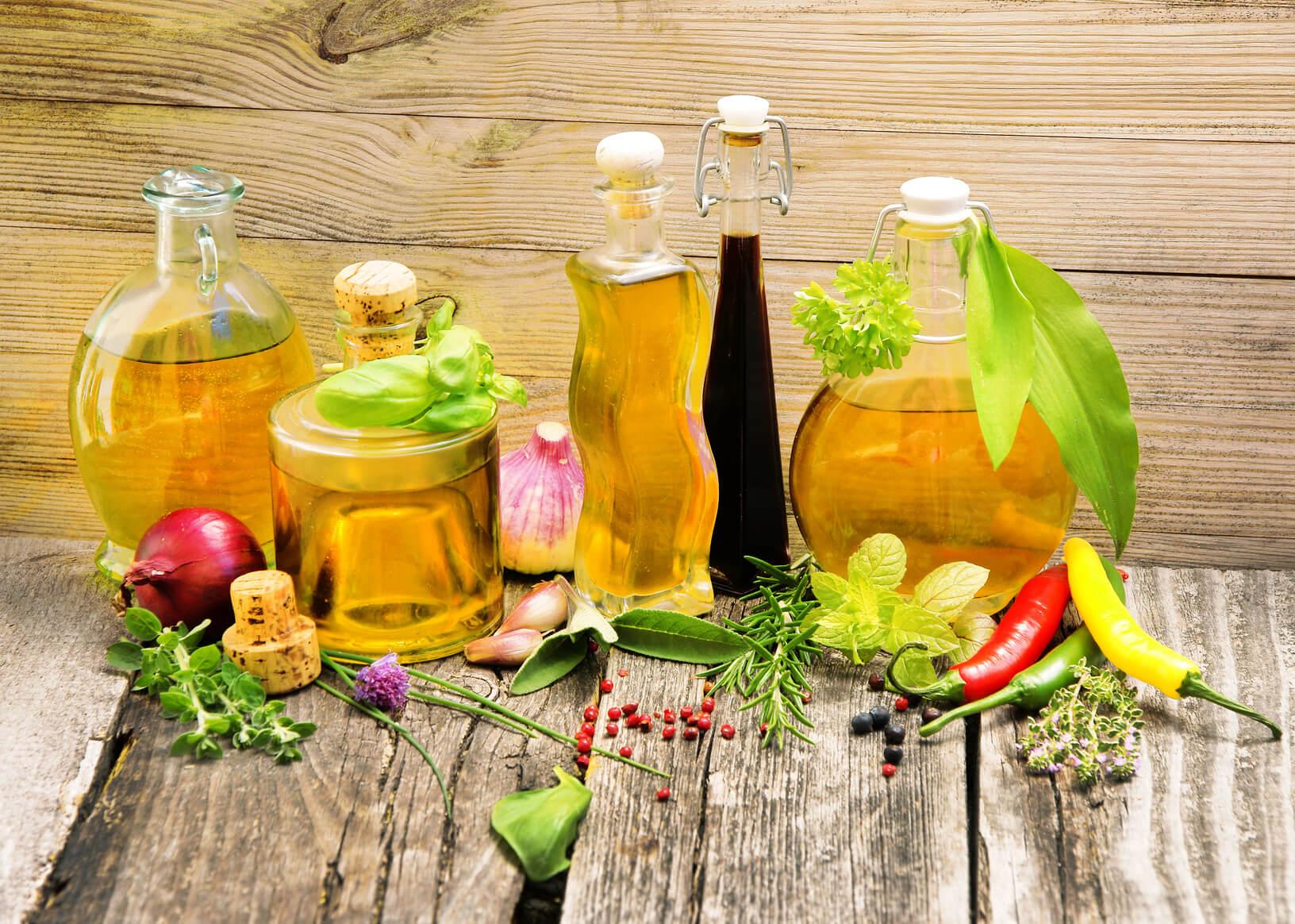 Die richtigen Öle und Fette zum Braten