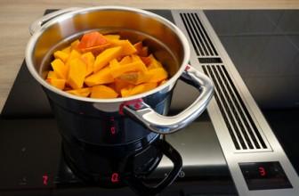 Kochgeschirr für das Kochen auf dem Induktionsherd